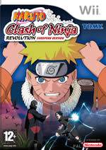 Hra pre Nintendo Wii Naruto: Clash of Ninja Revolution