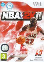 Hra pro Nintendo Wii NBA 2K11