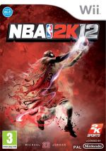 Hra pre Nintendo Wii NBA 2K12