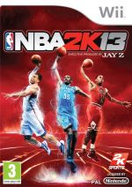 Hra pre Nintendo Wii NBA 2K13
