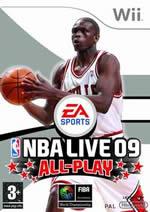 Hra pre Nintendo Wii NBA Live 09 All-Play