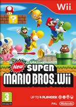 Hra pre Nintendo Wii New Super Mario Bros.