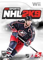 Hra pre Nintendo Wii NHL 2K9