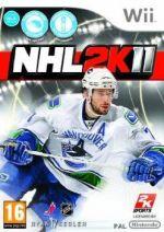 Hra pre Nintendo Wii NHL 2K11
