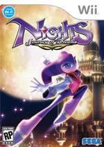 Hra pre Nintendo Wii NiGHTS: Journey of Dreams