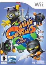Hra pre Nintendo Wii Ninja Captains