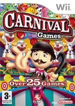 Hra pre Nintendo Wii Carnival Games
