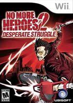 Hra pre Nintendo Wii No More Heroes 2: Desperate Struggle