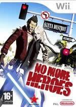 Hra pre Nintendo Wii No More Heroes