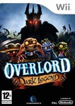 Hra pre Nintendo Wii Overlord: Dark Legend