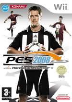 Hra pre Nintendo Wii Pro Evolution Soccer 2008