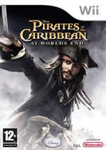 Hra pre Nintendo Wii Pirates of the Caribbean: At Worlds End