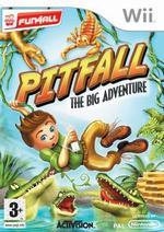 Hra pre Nintendo Wii Pitfall: The Big Adventure