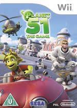 Hra pre Nintendo Wii Planet 51