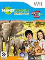 Hra pro Nintendo Wii Planet Rescue: Wildlife Vet
