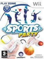 Hra pre Nintendo Wii PlayZone: Sports Party