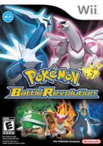 Hra pre Nintendo Wii Pokemon Battle Revolution