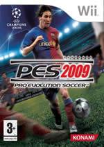 Hra pre Nintendo Wii Pro Evolution Soccer 2009