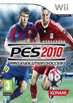 Hra pre Nintendo Wii Pro Evolution Soccer 2010