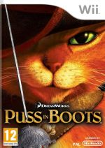 Hra pre Nintendo Wii Puss in Boots