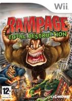Hra pre Nintendo Wii Rampage Total Destruction