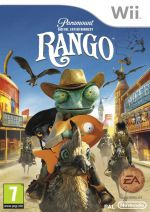 Hra pre Nintendo Wii Rango: The Video Game