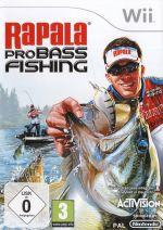 Hra pre Nintendo Wii Rapala Pro Bass Fishing 2010 + prút