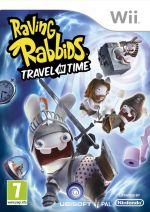 Hra pre Nintendo Wii Raving Rabbids: Travel in Time