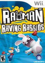 Hra pre Nintendo Wii Rayman: Raving Rabbids