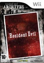 Hra pre Nintendo Wii Resident Evil: Archives