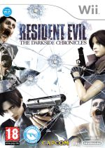 Hra pre Nintendo Wii Resident Evil: The Darkside Chronicles