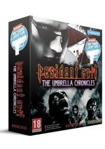 Hra pro Nintendo Wii Resident Evil: The Umbrella Chronicles + Light Gun