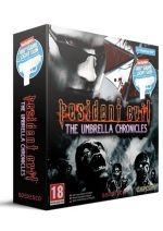 Hra pre Nintendo Wii Resident Evil: The Umbrella Chronicles + Light Gun