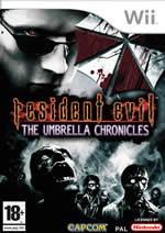 Hra pre Nintendo Wii Resident Evil: The Umbrella Chronicles