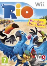 Hra pre Nintendo Wii Rio