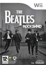 Hra pre Nintendo Wii Rock Band: Beatles - Value Edition (gitara, mikrofón, bicie)