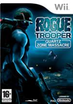 Hra pre Nintendo Wii Rogue Trooper: Quartz Zone Massacre