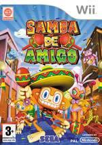 Hra pre Nintendo Wii Samba de Amigo