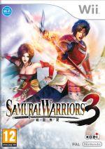 Hra pre Nintendo Wii Samurai Warriors 3