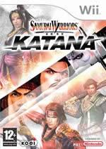 Hra pre Nintendo Wii Samurai Warriors Katana
