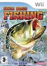 Hra pre Nintendo Wii SEGA Bass Fishing