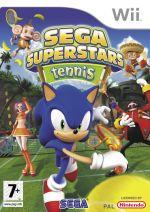 Hra pre Nintendo Wii SEGA Superstars Tennis
