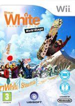 Hra pre Nintendo Wii Shaun White Snowboarding 2: World Stage