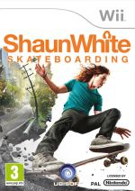 Hra pre Nintendo Wii Shaun White Skateboarding