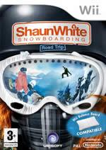 Hra pre Nintendo Wii Shaun White Snowboarding: Road Trip