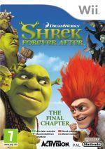 Hra pre Nintendo Wii Shrek Forever After