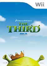 Hra pre Nintendo Wii Shrek the Third