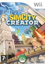 Hra pre Nintendo Wii Sim City Creator