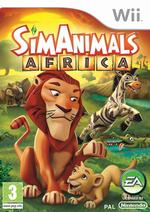 Hra pre Nintendo Wii SimAnimals Africa
