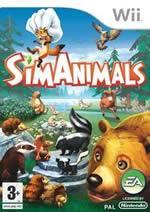 Hra pre Nintendo Wii SimAnimals